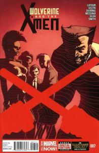 Wolverine And the X-Men (2nd Series) #7 VF/NM; Marvel   save on shipping - detai