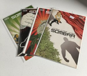 Sombra 1-4 Nm Near Mint Boom Studios