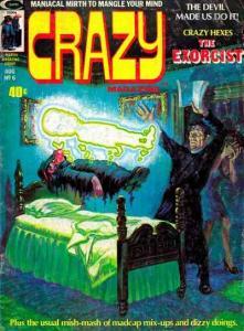 Crazy Magazine #6, VF- (Stock photo)