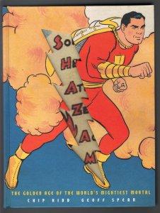 Shazam!-Chip Hidd-Geoff Spear-Hardcover-2010
