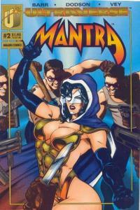 Mantra (1993 series) #2, NM (Stock photo)