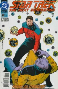 Star Trek: The Next Generation #69 VF/NM; DC | save on shipping - details inside