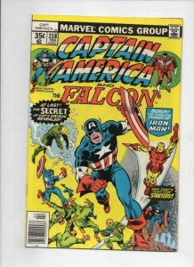 CAPTAIN AMERICA #218, VF+, Iron Man 1968 1977, more CA in store