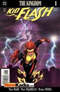 Kingdom Kid Flash #1, VF (Stock photo)
