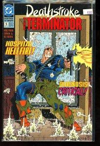 Deathstroke the Terminator #5 (1991)