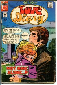 Love Diary #84 1973-Charlton-exotic art-G/VG