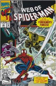 Web Of Spider-Man #92