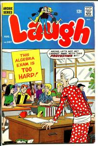 Laugh #197 1967-Archie-Betty-Veronica-Josie-FN