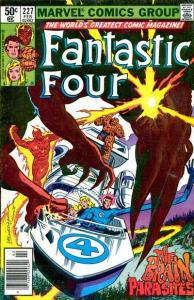 Fantastic Four (1961 series) #227, VF- (Stock photo)