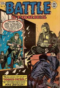 Battle Stories (I.W.) #15 GD; I.W | low grade comic - save on shipping - details