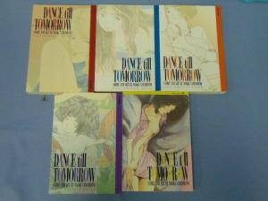 Dance Till Tomorrow Naoki Yamamoto English Pulp Graphic Novel Manga Issues 1-4 7