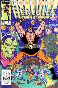 Hercules #1 (1984)