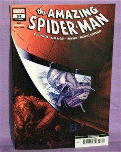 Nick Spencer AMAZING SPIDER-MAN #57 2nd Print Marcelo Ferreira (Marvel, 2021)!