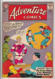 Adventure Comics #307 (Apr-63) FN/VF Mid-High-Grade Legion of Super-Heroes