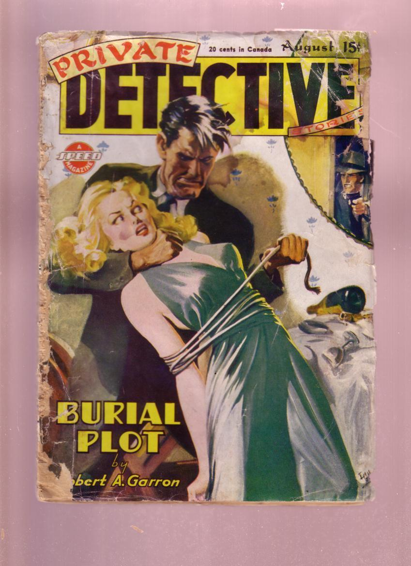 Vintage pulp girls tied images 846