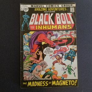 Amazing Adventures #9-Featuring Black Bolt & the Inhumans