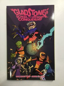 Gladstone's School For World Conquerors Tpb Softcover Sc Near Mint Nm Image