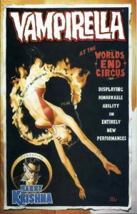 Vampirella (2nd Series) #7 VF/NM; Harris | save on shipping - details inside