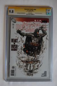 Detective Comics, 846,  9.8 Signature series