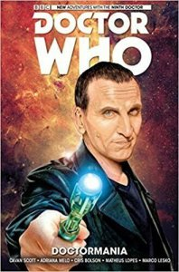 Doctor Who: The Ninth Doctor HC #2 VF/NM; Titan | save on shipping - details