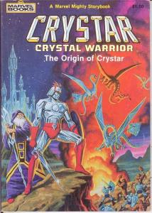 CRYSTAR ( The Origin of Crystar) 1983 NN VF-NM COMICS BOOK