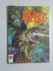 Heavy Metal Magazine volume 2 #4 6.0 FN (1978 HM Communications)