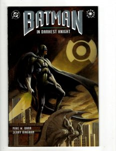 Batman In Darkest Knight DC Elseworlds Comic Book VF/NM Green Lantern Barr HR8