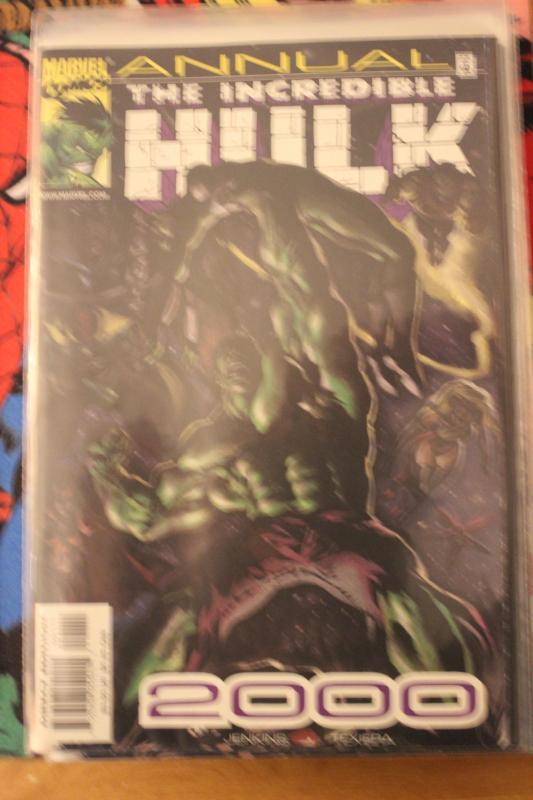 Incredible Hulk Annual 2000 NM/MT