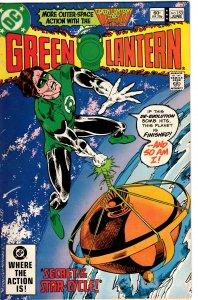 Green Lantern #153 (1960 v2) Marv Wolfman Joe Staton NM-