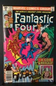 Fantastic Four #225 (1980)