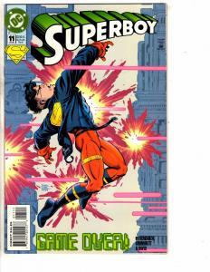 10 Superboy DC Comics # 11 12 13 14 15 16 17 18 19 20 Arrow Flash Superman J214