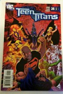 Teen Titans #25 (2005)