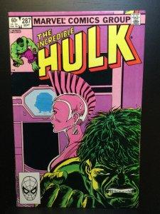 The Incredible Hulk #287 (1983)