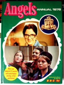 Angels - 3 British Annuals UK HB VF\+ Based on BBC TV series 1978-1979 nurses