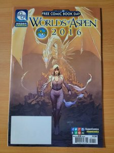 Worlds of Aspen FCBD 2016 ~ NEAR MINT NM ~ 2016 Aspen Comics