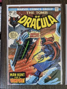 Tomb of Dracula #20 (1974)