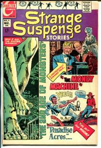 Strange Suspense Stories #5-1969-Charlton-monsters-terror-Steve Ditko art-FN-