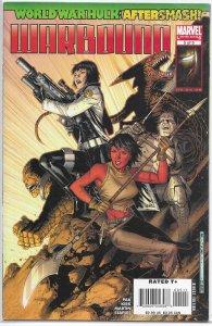 World War Hulk Aftersmash: Warbound #5 of 5 VG/FN Pak/Kirk, Cheung cover