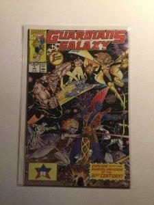 Guardians Of the Galaxy 1 Near Mint- Nm- 9.2 Marvel