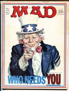 Mad-Magazine-#126-1969-Mort Drucker-Don Martin-David Berg fr