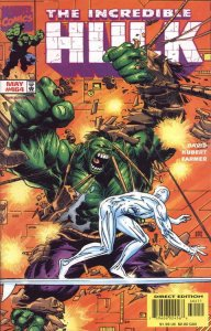 Incredible Hulk, The #464 VF/NM; Marvel   save on shipping - details inside