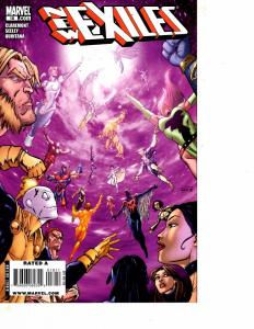 Lot Of 2 Comic Books Marvel New Exiles #18 and Death's Head II #1  MS9
