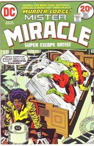 Mister Miracle #17 (Jan-74) VF/NM High-Grade Scott Free (Mister Miracle), Big...