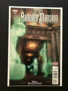 MARVEL #002 THE HAUNTED MANSION Disney Kingdoms Direct Copy NM/M  (A120)