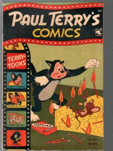 Paul Terry's Comics #96 1952-St. John-Mighty Mouse-Heckle & Jeckle-VG/FN