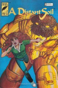Distant Soil, A (2nd Series) #1 (2nd) FN; Aria | save on shipping - details insi