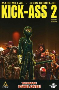 Kick-Ass 2 #3 FN; Icon | save on shipping - details inside