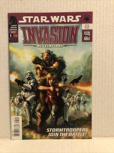 Star Wars Invasion Revelations #5 Dark Horse