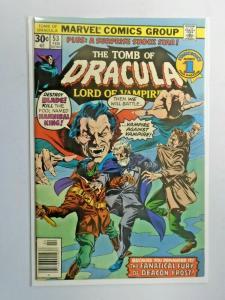 Tomb of Dracula #53 1st Series 6.0 FN (1977)