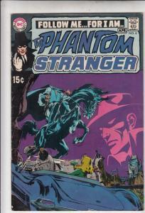 Phantom Stranger, The #6 (Apr-70) FN Mid-Grade The Phantom Stranger